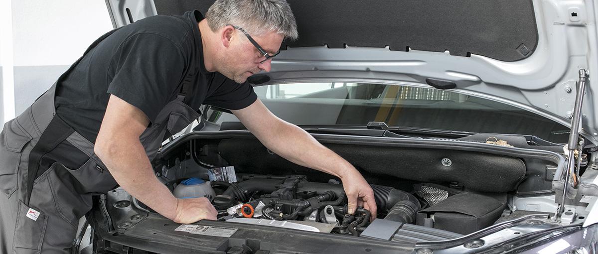 Werkstattleistungen Alltagsfahrzeuge