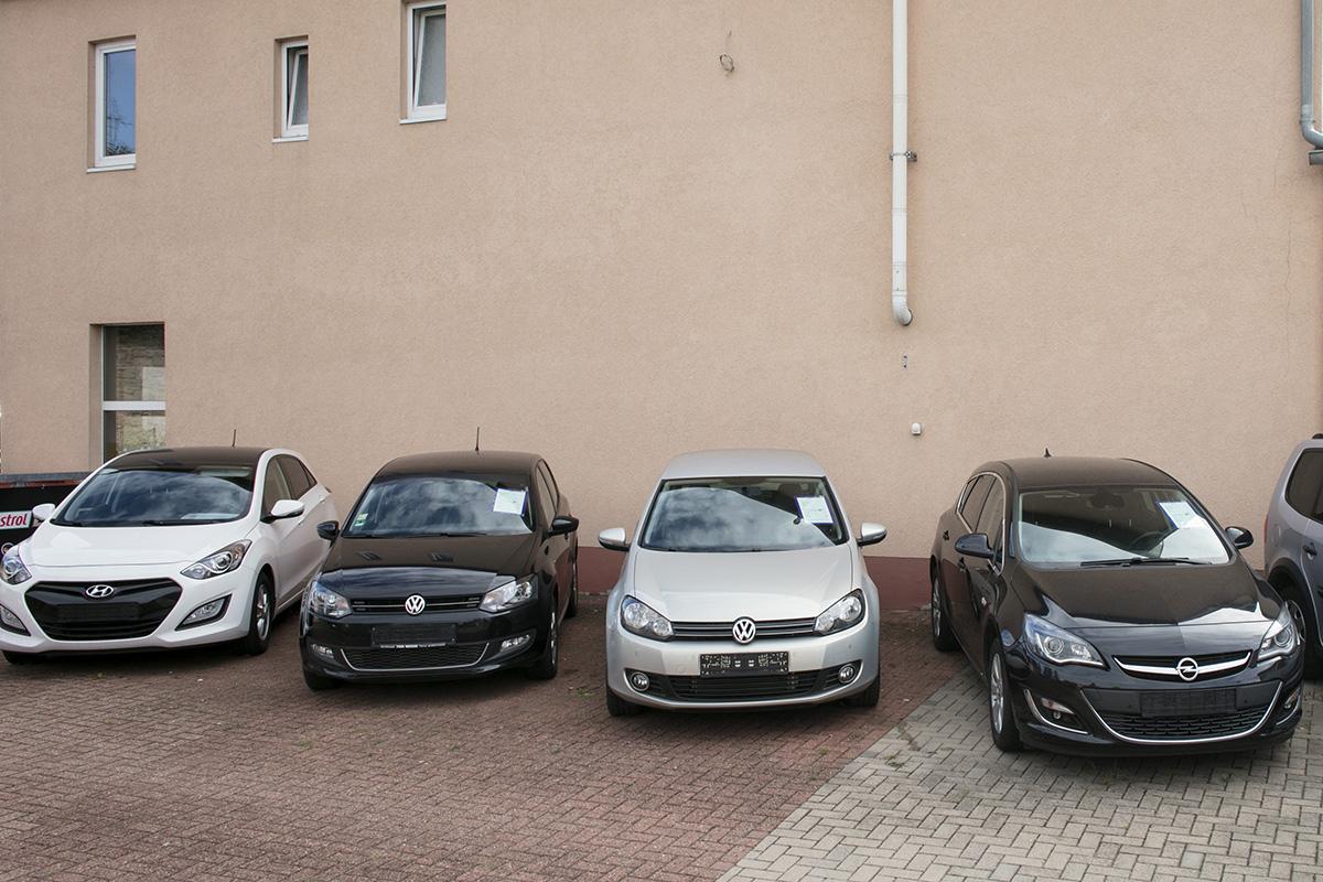 Autohandel – Neu- und Gebrauchtwagen
