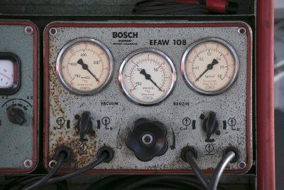 Bosch Motortester