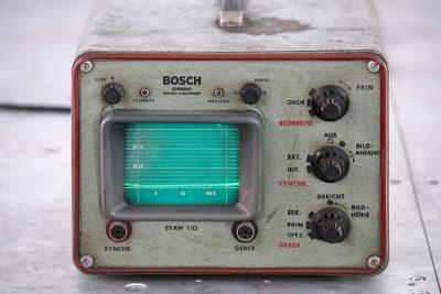Bosch Oszillograph