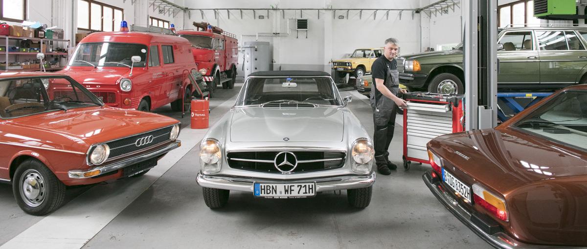 Frank Warmuth – Meisterbetrieb für Automobile in Themar